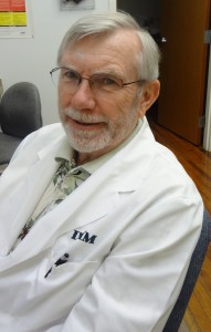 Dr. Richard Rutherford