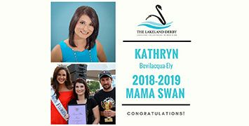 Lakeland Derby 2018 Mama Swan