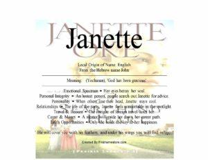 Janette Chirino
