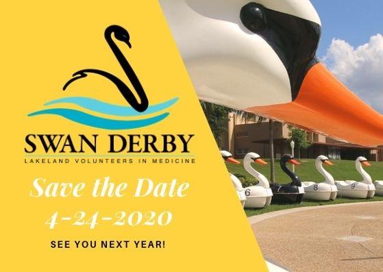 Swan Derby – Lakeland Volunteers in Medicine